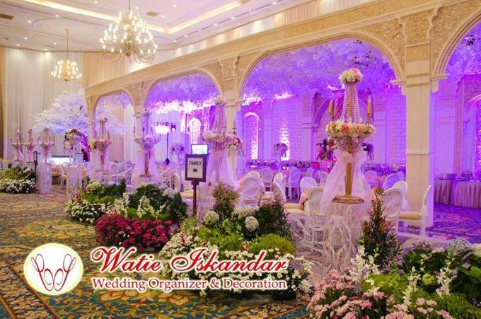 tema Padang dipadu dengan ukiran maroko by Watie Iskandar Wedding Decoration & Organizer - 002