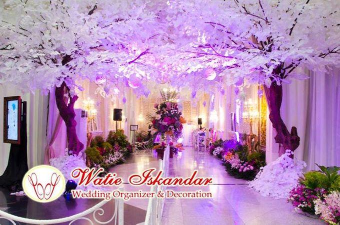 tema Padang dipadu dengan ukiran maroko by Watie Iskandar Wedding Decoration & Organizer - 005