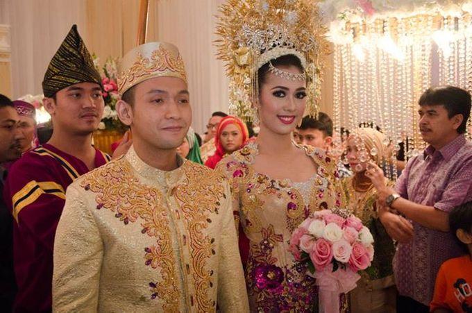 tema Padang dipadu dengan ukiran maroko by Watie Iskandar Wedding Decoration & Organizer - 008