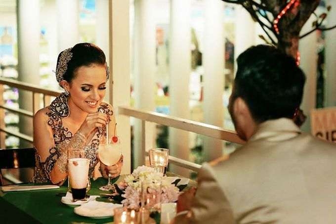 Extra Ordinary Traditional Wedding | Damar + Selly | by YSD by YSD Photography - 037