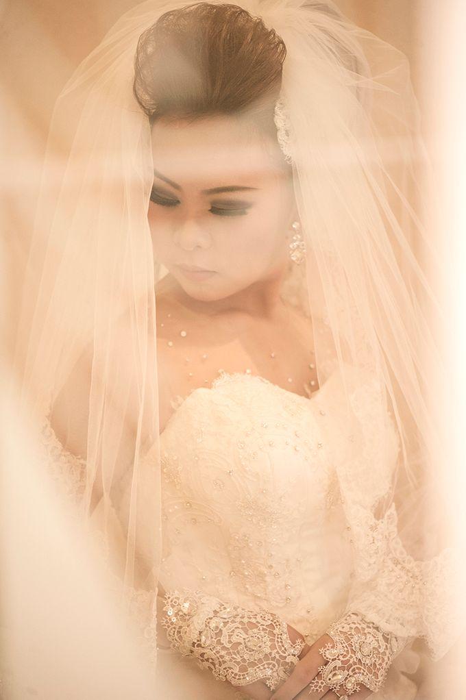 Wedding of Indrajaya & Maria by All Occasions Wedding Planner - 006