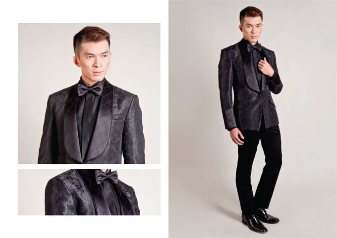 Silver Point by Philip Formalwear - 006