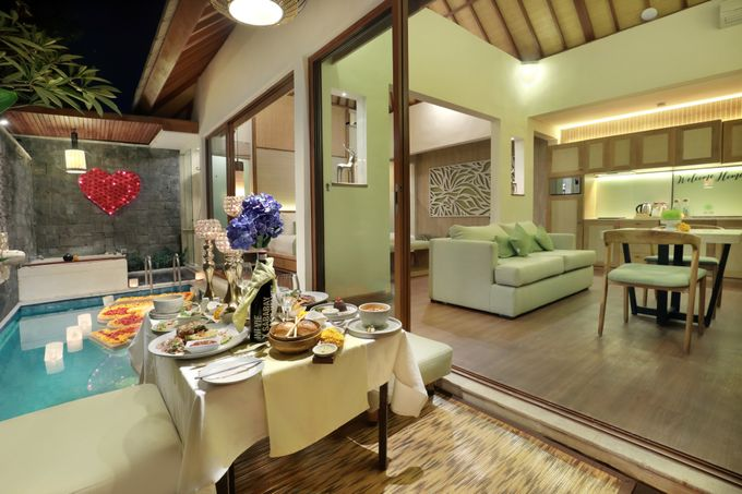 Honeymoon Package at Ini Vie Villa by Ayona Villa - 013