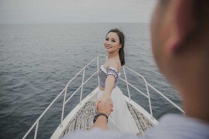 PRE - WEDDING EDWIN & YOMEDIKA BY RIO YAPARI by All Seasons Photo - 042