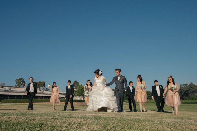 Ivan & Laviana Perth Wedding by Ian Vins - 037