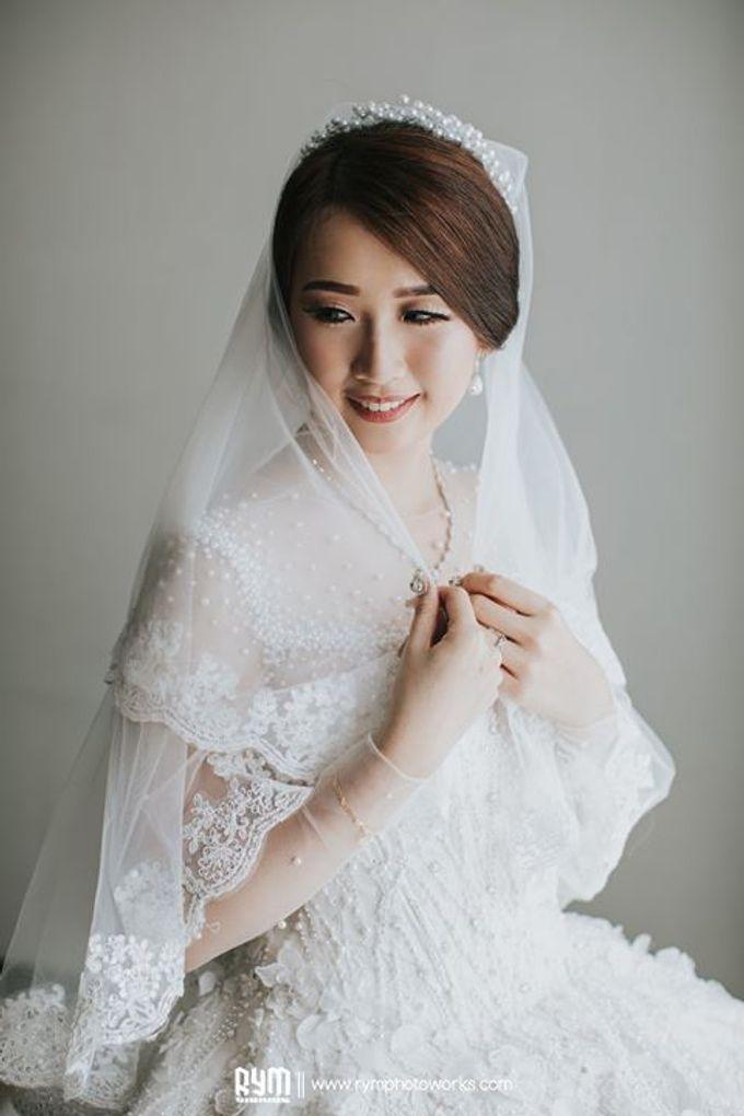 Erwin & Giavanda Wedding Day by RYM.Photography - 009
