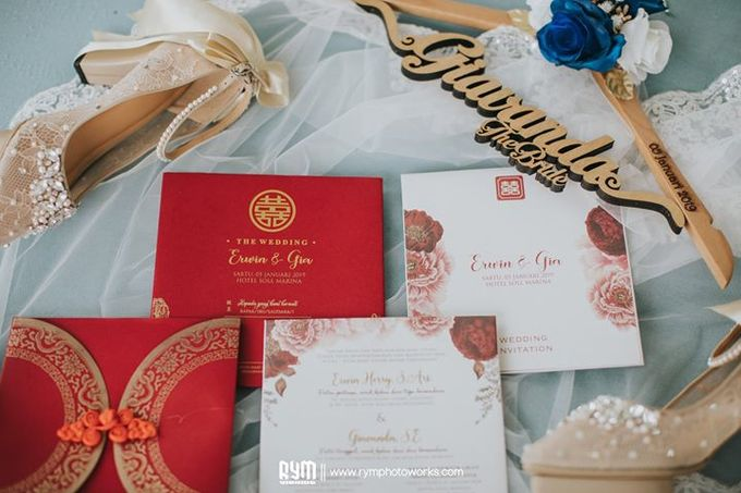 Erwin & Giavanda Wedding Day by RYM.Photography - 014