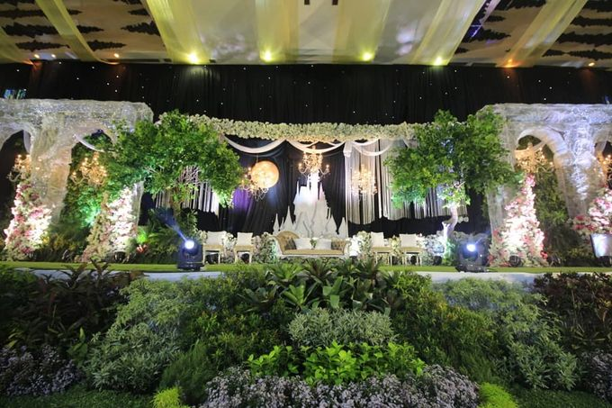 The Wedding of Ammar Sabrina by Eden Design - 003