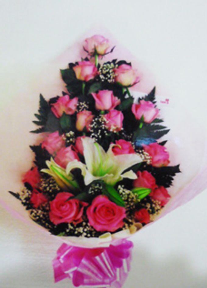 Contoh Bunga Papan dan Rangkaian Bunga by Tania Florist - 019