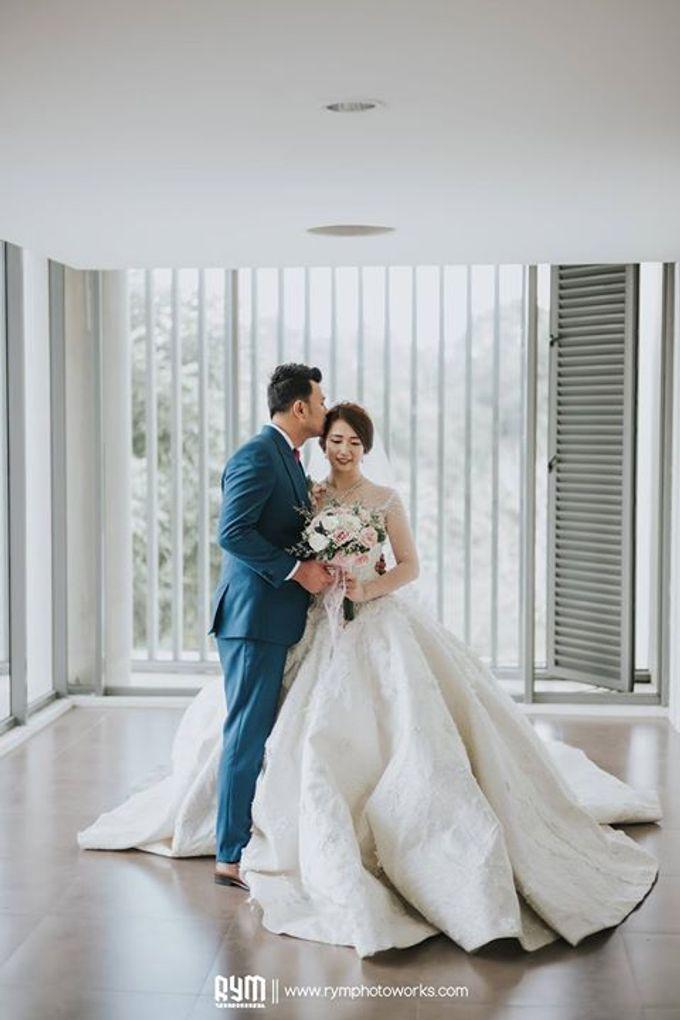 Erwin & Giavanda Wedding Day by RYM.Photography - 018