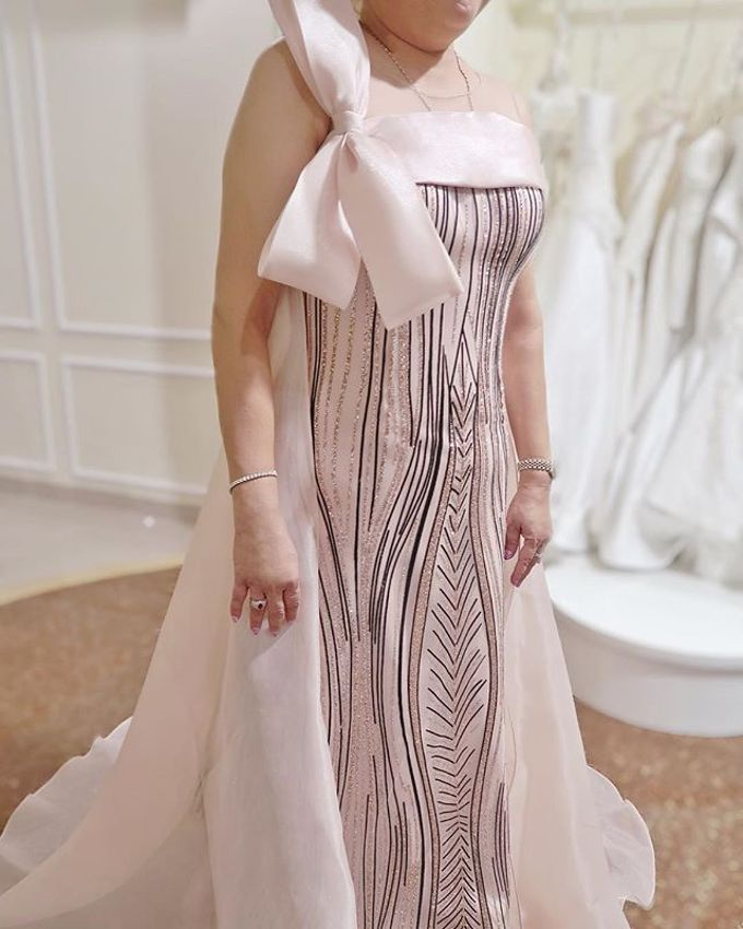 Evening Gown  by Tommy Pancamurti - 048