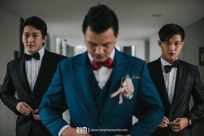 Erwin & Giavanda Wedding Day by RYM.Photography - 012