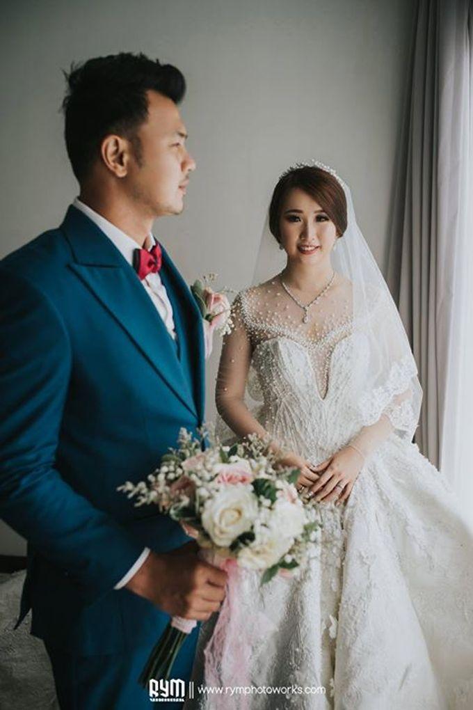 Erwin & Giavanda Wedding Day by RYM.Photography - 017