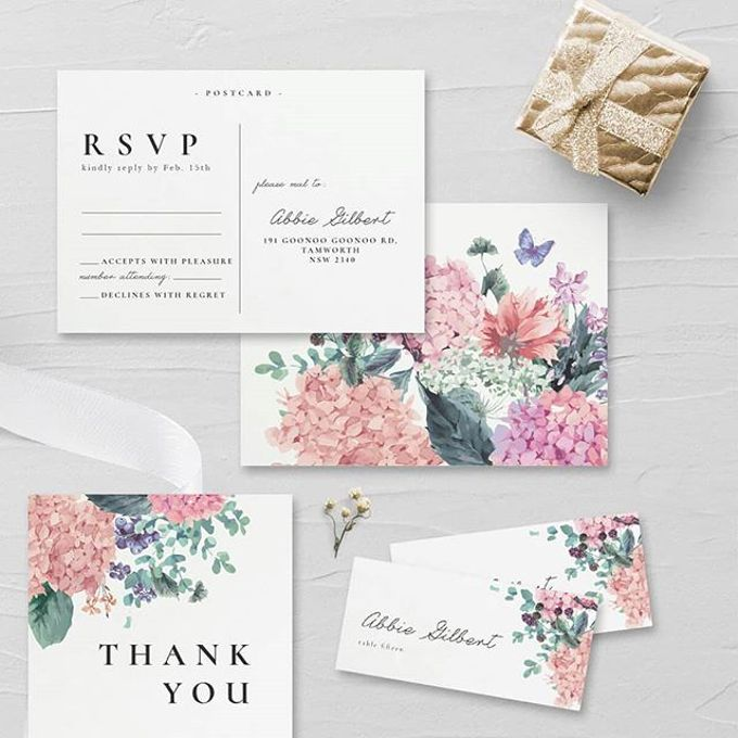 Floral designs by Papermint - 002