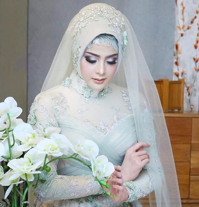 Gester Muslim Bridal by Gester Bridal & Salon Smart Hair - 045