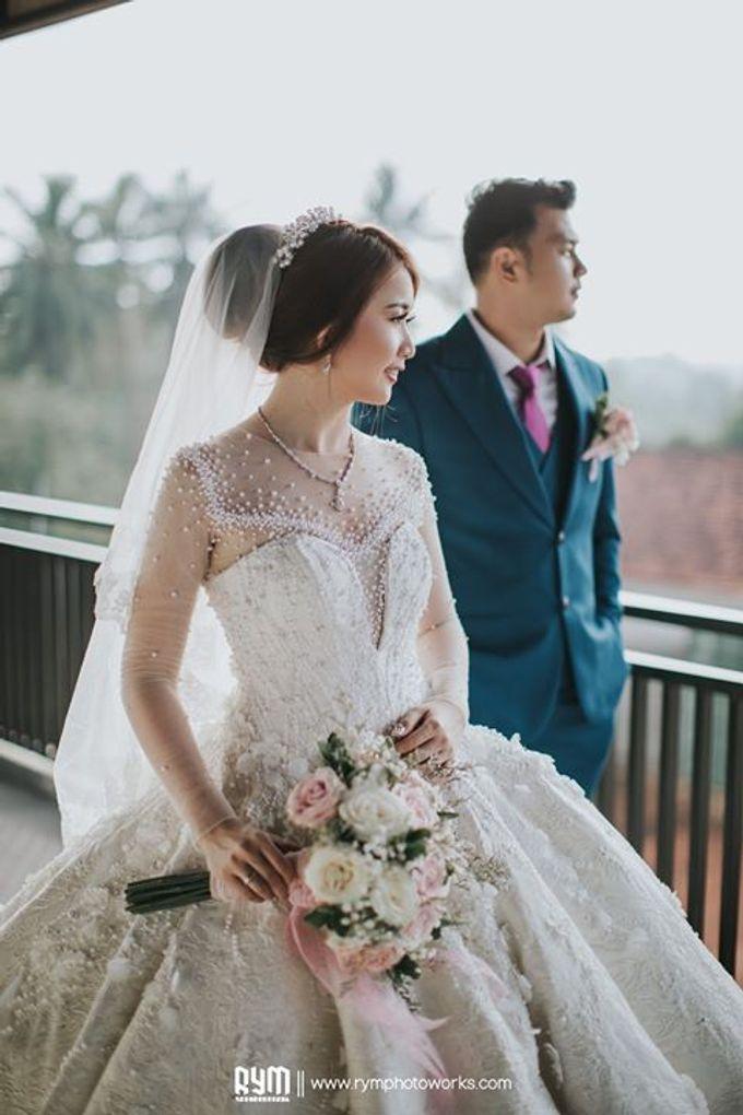 Erwin & Giavanda Wedding Day by RYM.Photography - 007