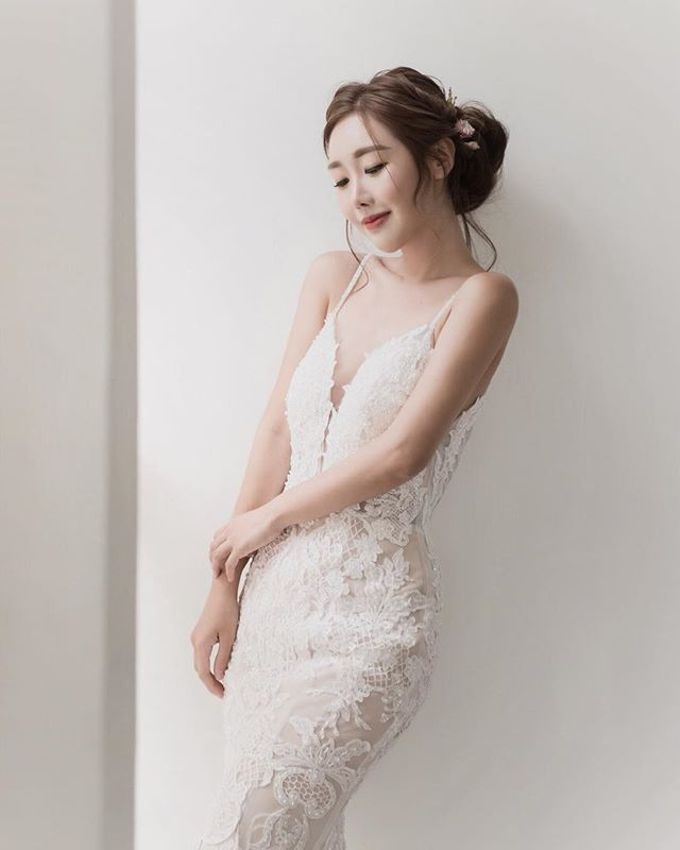 LoveAtFirstSight Collection by Blush House Bridal - 002