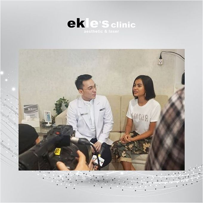Influencer At Ekle's Clinic  by Ekle's Clinic Aesthetic & Laser - 005