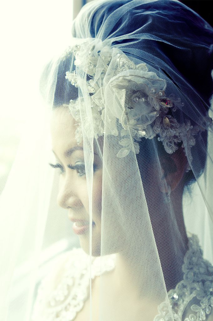 Dicky & Ivana Wedding by Marcelline Vony MUA - 001