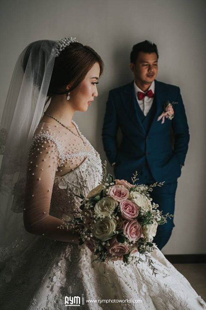 Erwin & Giavanda Wedding Day by RYM.Photography - 002