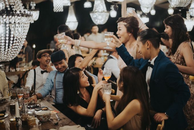 Wedding Inesh & Adrian by Eat Company - 023