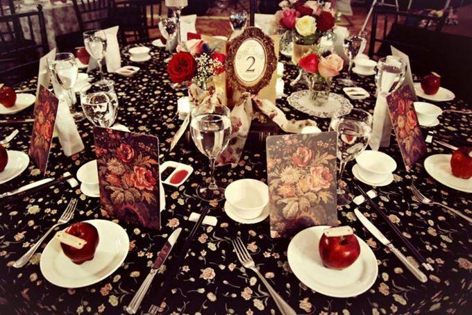 Bohemian Rhapsody by Tea Rose Wedding Designer - 011