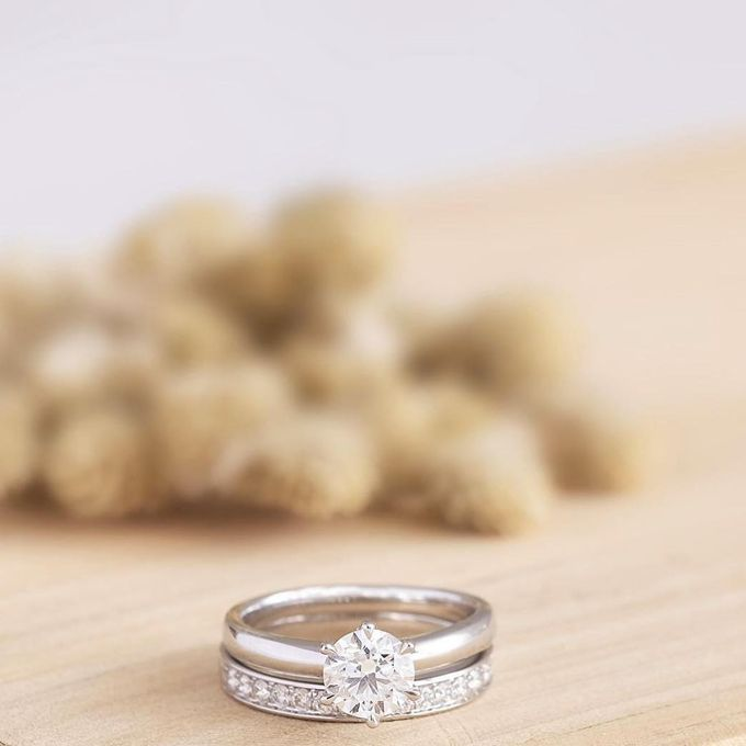 Engagement Ring by THE PALACE Jeweler - 012