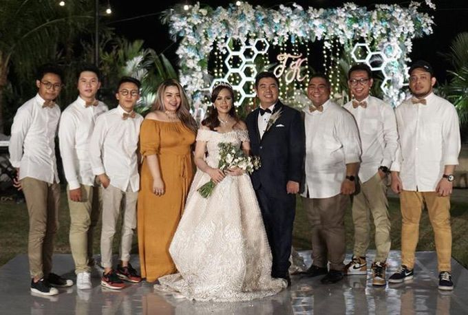 The Wedding of Teddy and Kristine by Plug and Play Project - 001