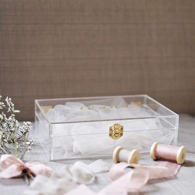 Acrylic Box by Cethereal.co - 001