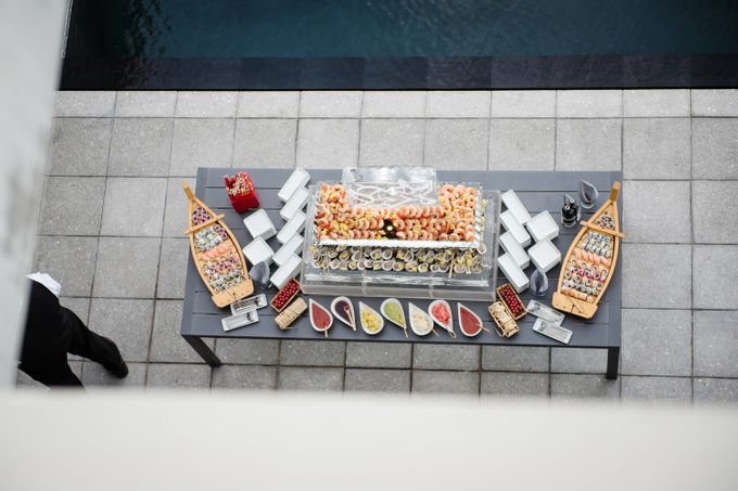 Home Wedding by Creative Touch Party Design - 027
