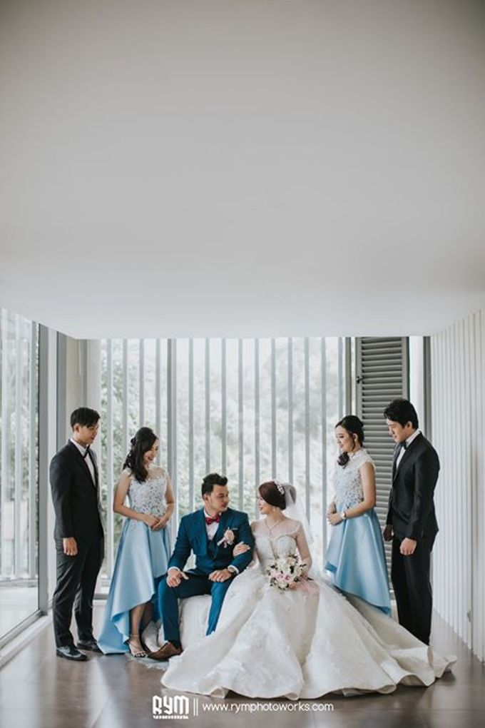 Erwin & Giavanda Wedding Day by RYM.Photography - 011