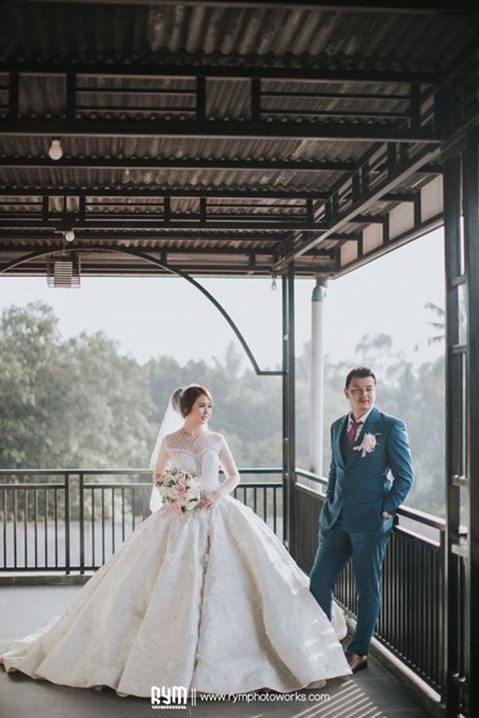 Erwin & Giavanda Wedding Day by RYM.Photography - 006