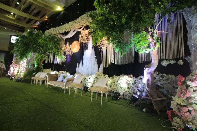 The Wedding of Ammar Sabrina by Eden Design - 006