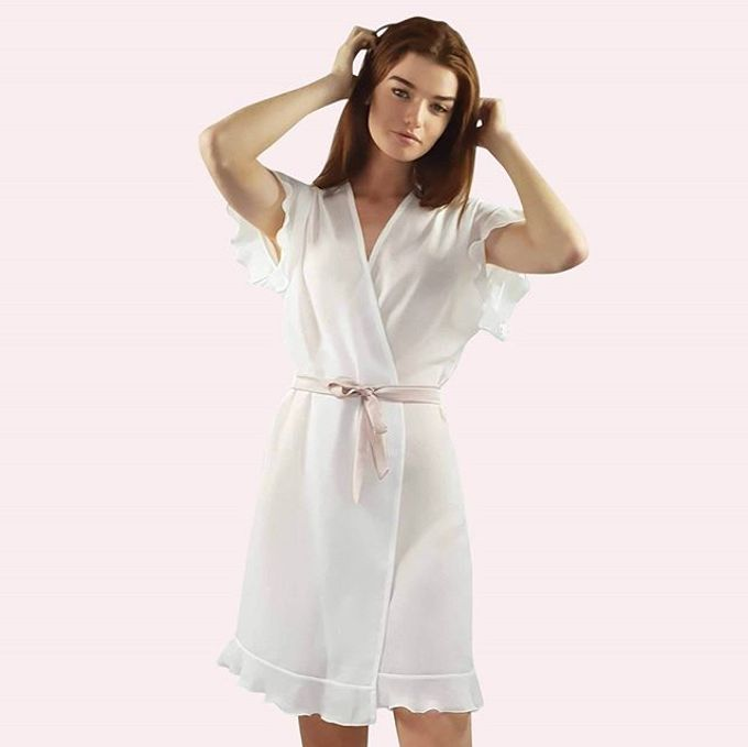 Bridal Robes & Wedding Totes by First Blush Co. - 001