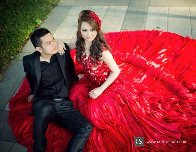 Michael & Farrah by Cortez photography - 023