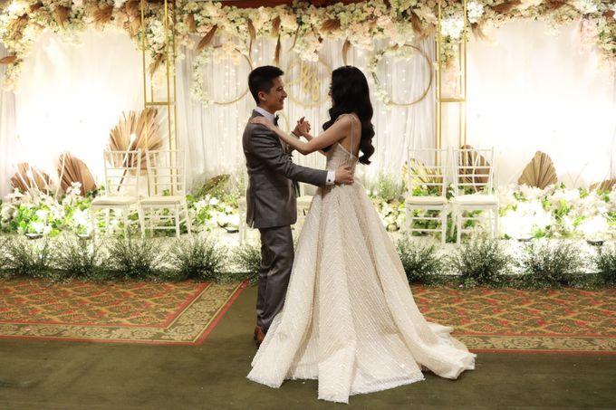 MC Intimate Wedding At Mercantile Jakarta - Anthony Stevven by Anthony Stevven - 010