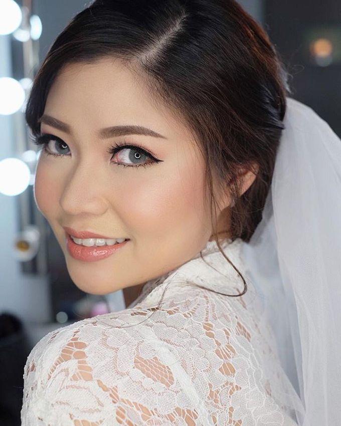Bride Laura by GNA Makeup - 001