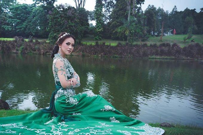 kebaya wedding by Rosegold - 002
