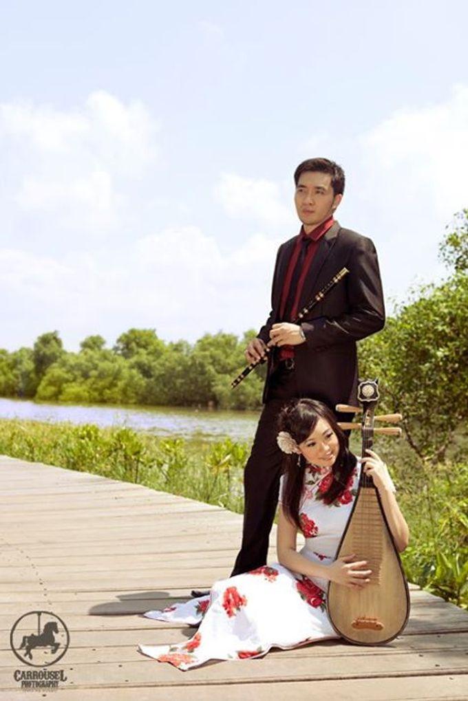 Alvin & Azalia - Prewedding by Carrousel Photography - 009