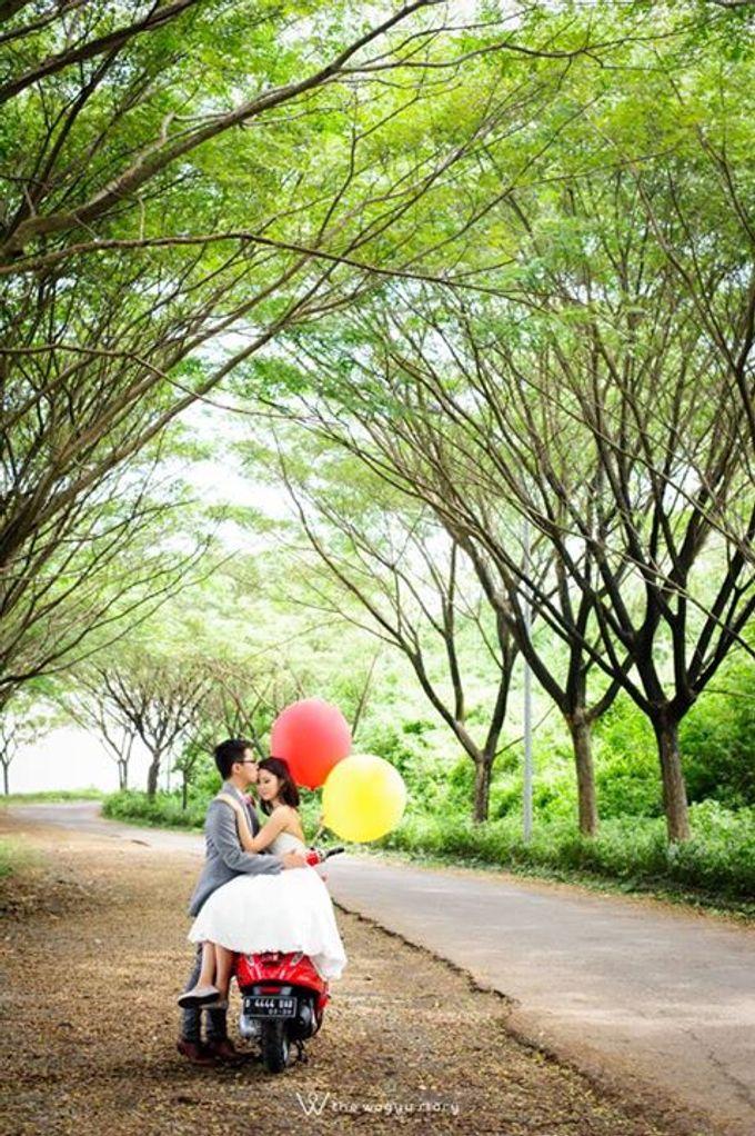 Engagement - Hindra and Meldiane by Jasmine Florist - 011