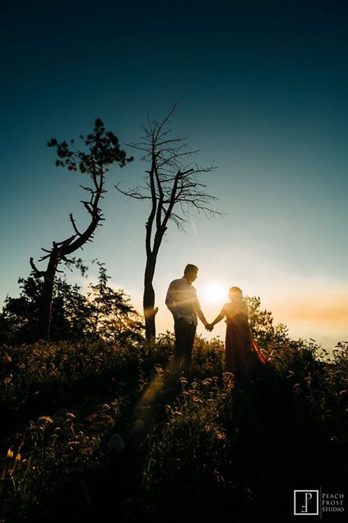 Sunrise pre wedding of Francis & Carla by Peach Frost Studio - 006