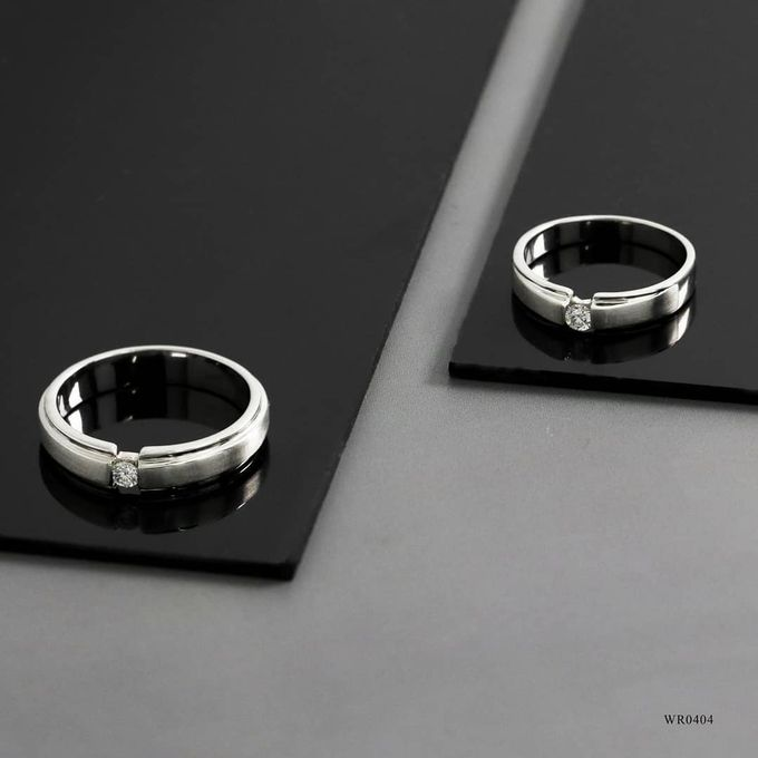 Wedding Ring WR0404 V&Co Jewellery by V&Co Jewellery - 001