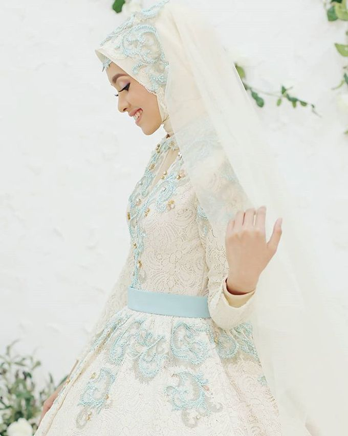 Gester Muslim Bridal by Gester Bridal & Salon Smart Hair - 047