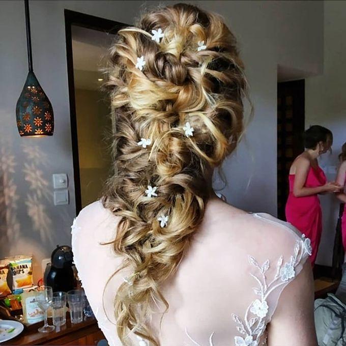 Mermaid Braid by Bali Hair and Makeup  / Anja buerck - 002