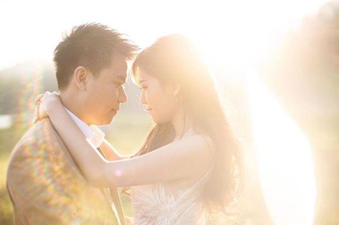 Prewedding of Angga & Fenny by Gianina Atelier - 001
