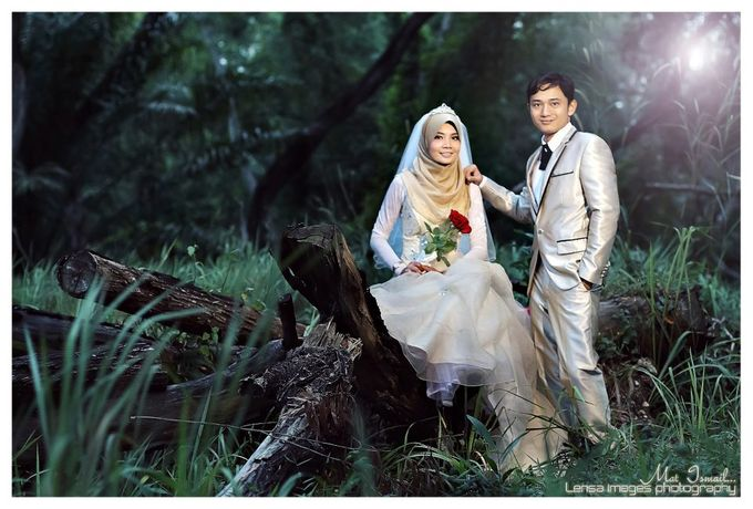 Wedding Outdoor by Lensa Images - 002