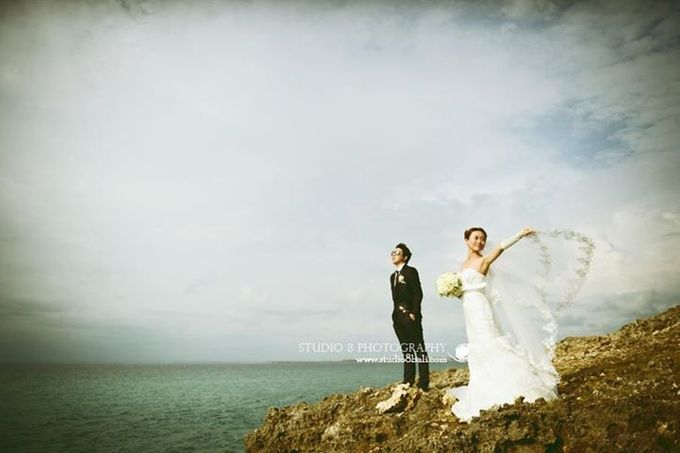 The Wedding - Yang + Yang by Studio 8 Bali Photography - 030