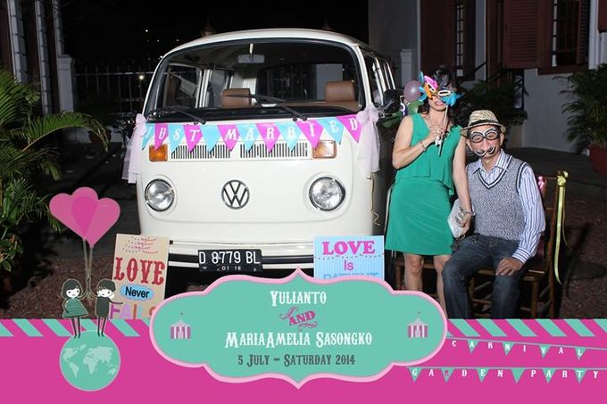 The Weddng of Yulianto & Amy by Twotone Photobooth - 038