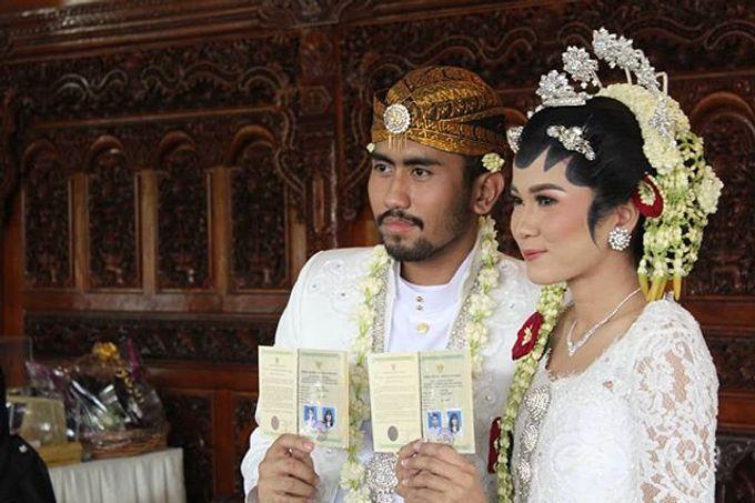 Alda & Rizky Akad by The Sasongko wedding planner & organizer - 007
