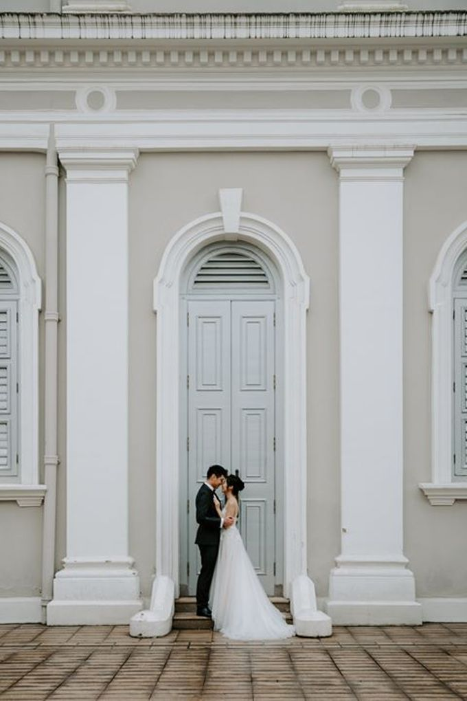 Pre - Wedding of Sam & James by Natalie Wong Photography - 003